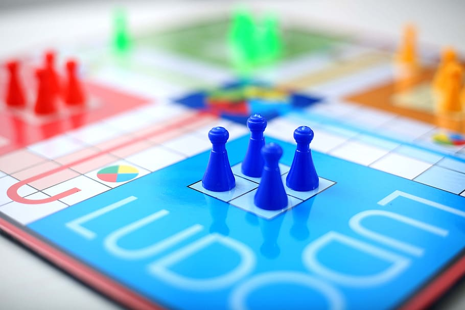 The Ludo Board Games Is Very Popular and Very Enjoyable